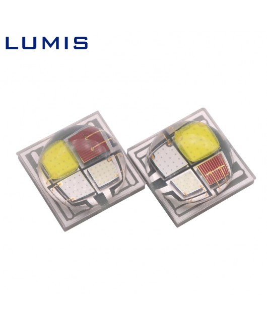 Ceramic 5050 high power RGBW stage light color light source 4 in 1 color colorful 10W LED lamp beads