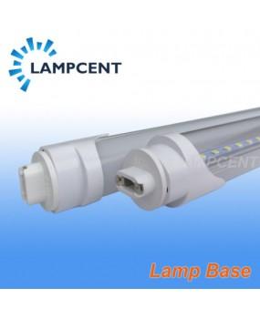 10 pcs/pack LED Tube T8 Bulb Light HO Lamp 8FT 40W R17D Work Into Existing Fixture