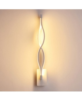 16W LED Modern Wall Lamp Wall Sconce Bedroom Bedside Lamp Fixture Lighting AC85-265V