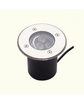 Adjustable angle LED Outdoor Ground Garden Floor Underground Buried Lamp Spot Light 85-265V IP67