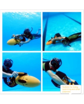 300W Electric Speed Propeller Diving Pool Scooter Water Sports Equipment