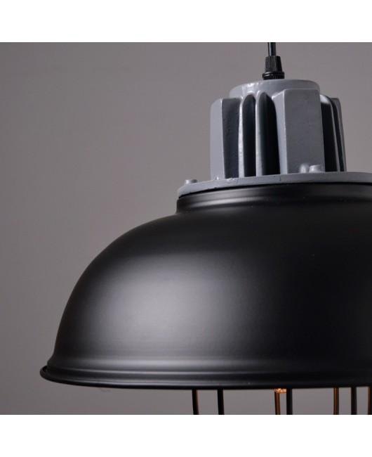 Loft industrial chandelier restaurant bar bar Nordic single head chandelier