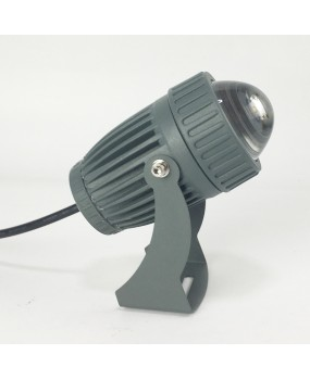 Cree LED Chip led floodlight Aluminum IP65 narrow beam angle 10W LED Spotlights with 100m light spot length
