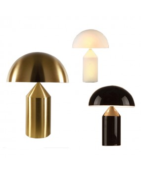 Atollo Oluce Table Lamp Desk Lights Desk Light Bedroom Living Room Lights Hotel Mushroom Lighting