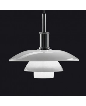 LED Modern Lamps Denmark Louis Poulsen PH3 Pendant Lamp Bedroom Lamp Glass Office Living Room Pendant Light Fitting