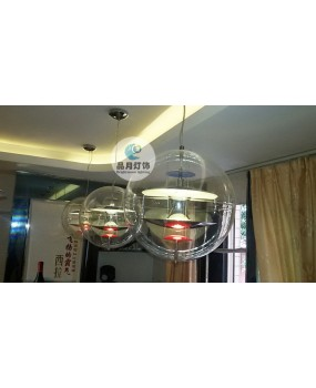 Globe lamp Planet Pendant light Acrylic Ball Globe VP Pendant Lamp