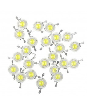 EPISTAR chip 1W 120-130LM 35MIL chip high power LED lamp beads