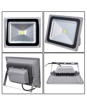 LED flood light outdoor lighting 10W 20W 30W 50W 70W 100W LED floodlight COB spotlight lamp light AC85-265V