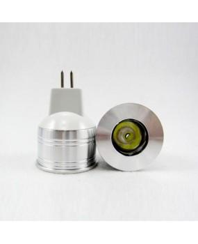 1W 3W MR11 Mini LED Spotlights 12V for Jewelry Showcase Display