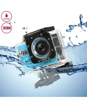 "SJ7000 WIFI 2.0 ""Action Sport Camera HD 1080P 170 ° Waterproof DV Video Headphone Camera"