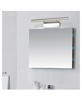 5W Stainless Steel LED front mirror light bathroom makeup wall lamps led vanity toilet wall mounted sconces light