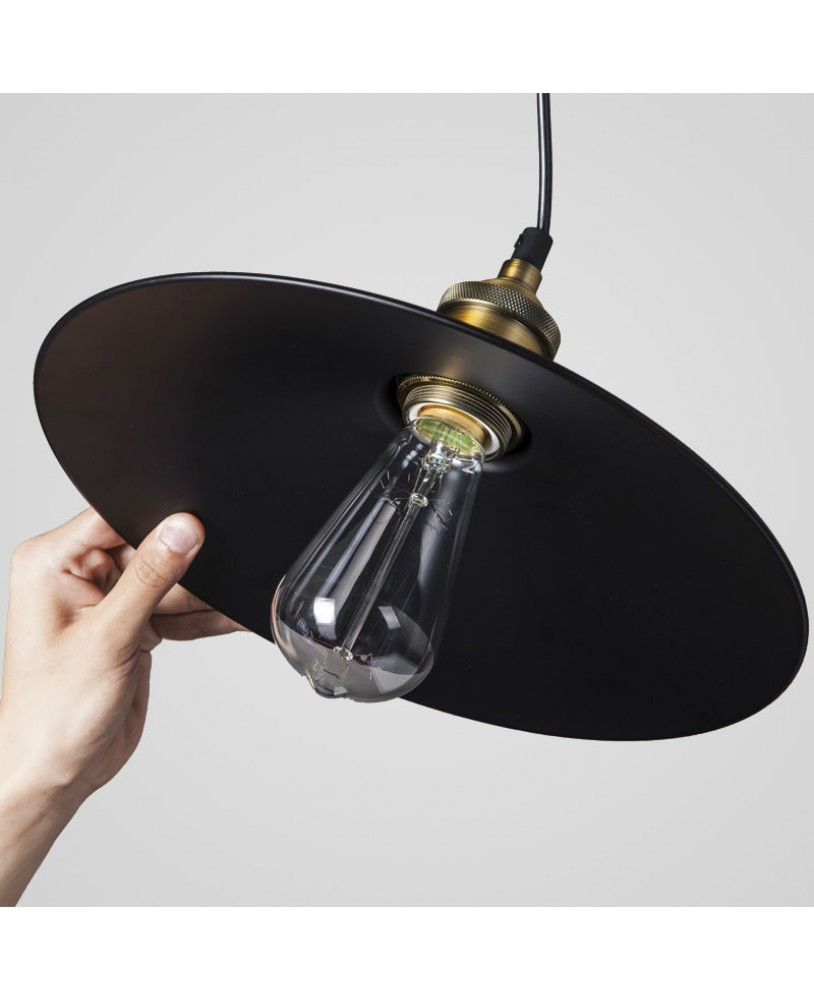 Loft RH Industrial Warehouse Pendant Lights American Country Lamps ...