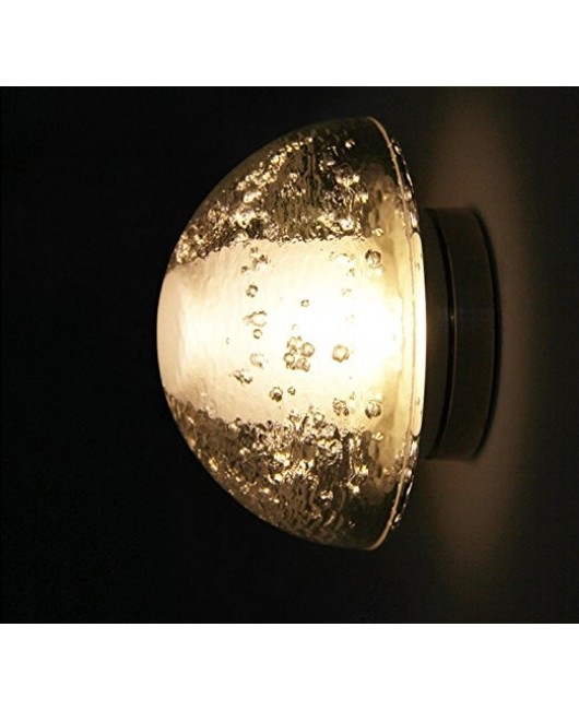 Bocci Magic Clear K9 Bubble Crystal Led Glass Globe Wall Light Sconces Romantic Water Drop G4  Ball Wall Lamps Mirror Front Light